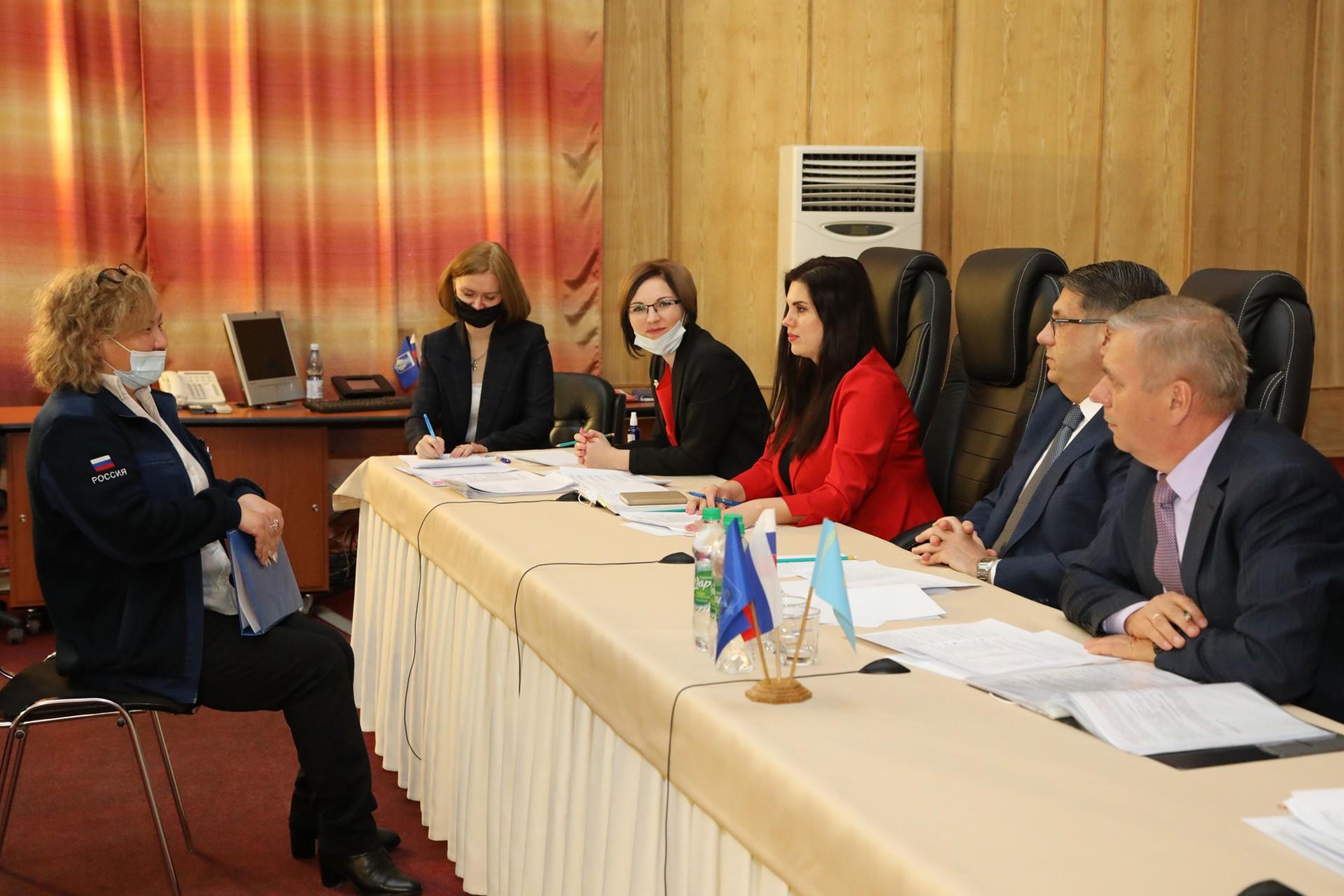 Администрация города Байконура проводит аттестацию муниципальных служащих
