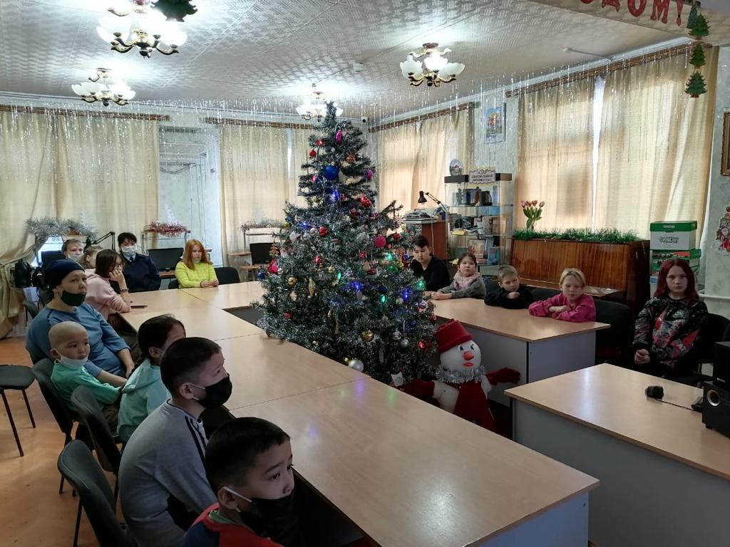 В дни новогодних каникул прошли мероприятия для обучающихся образовательных организаций города