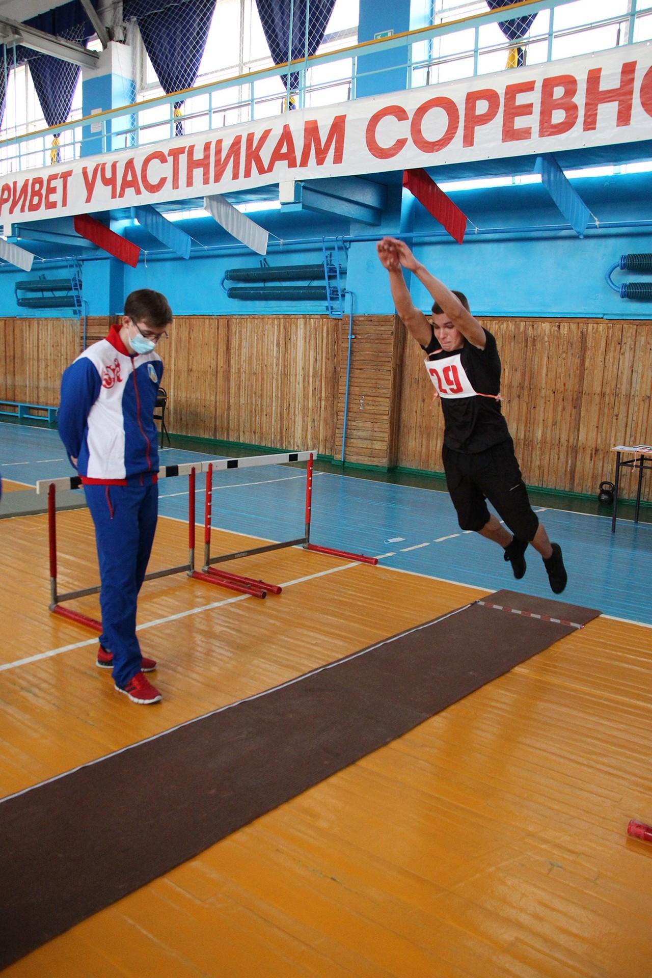 Проводится приём нормативов Всероссийского физкультурно-спортивного комплекса «Готов к труду и обороне»