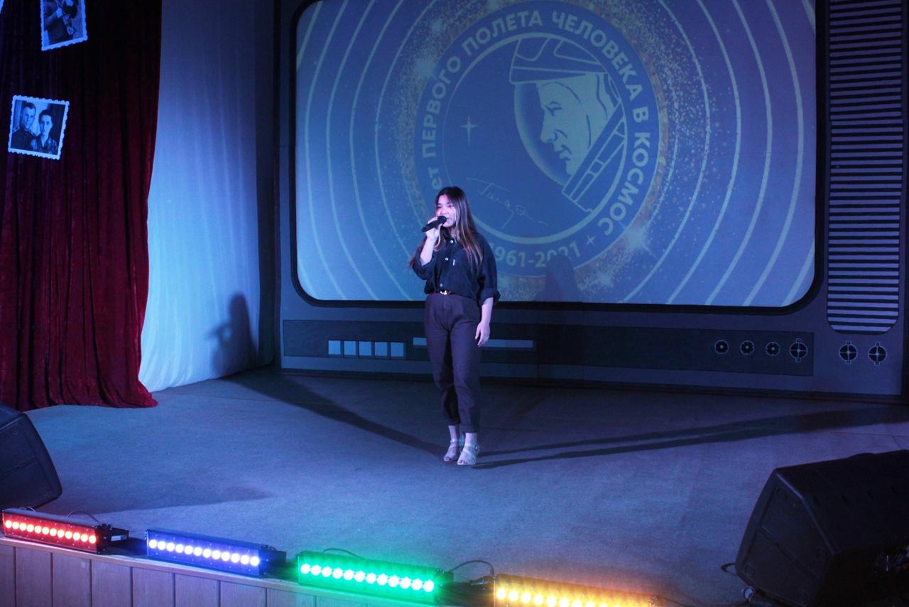 Молодежь города блеснула талантами на фестивале «Студенческая весна Байконура»