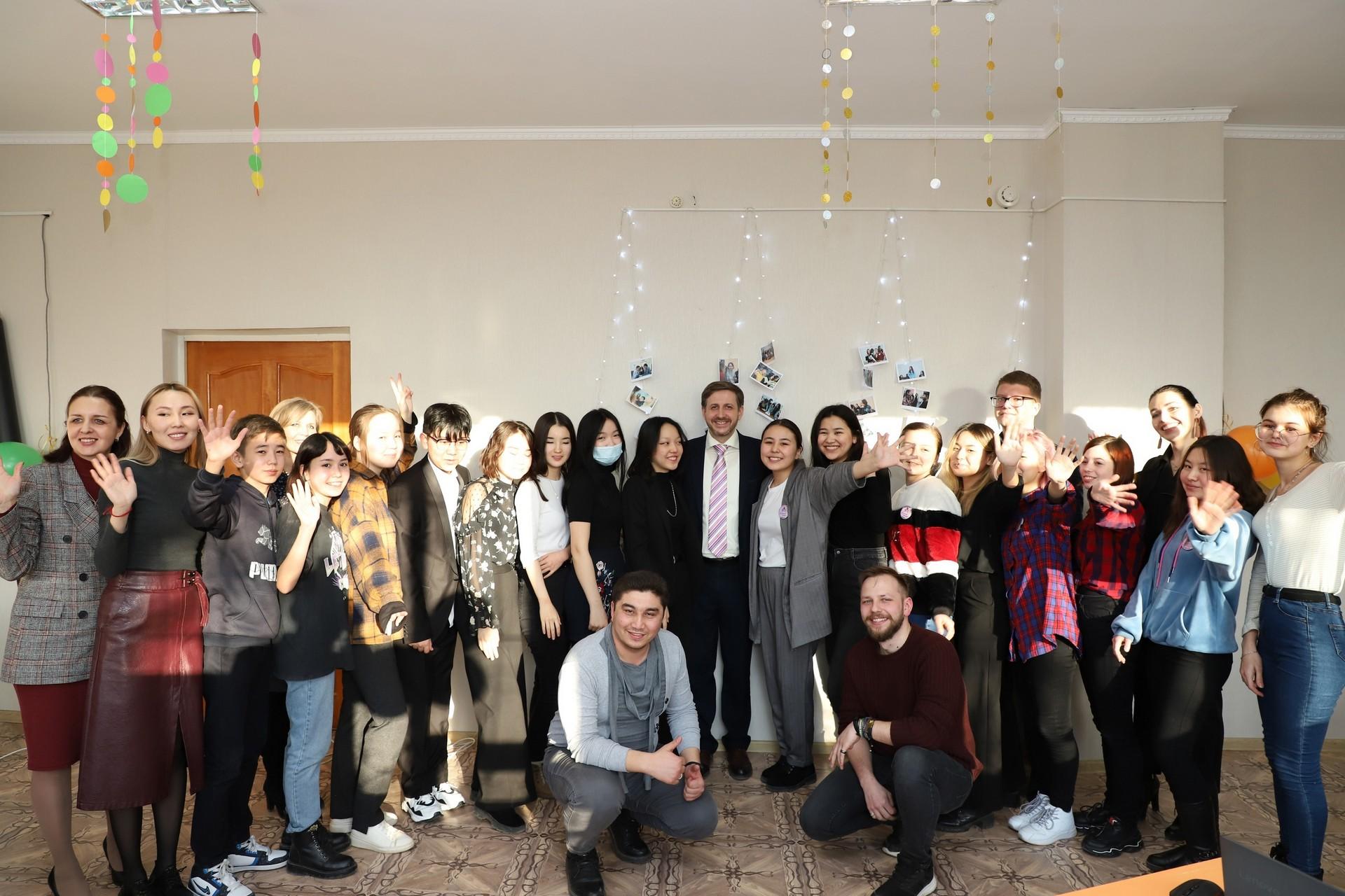 4 марта состоялось торжественное закрытие «Школы волонтеров-2021»