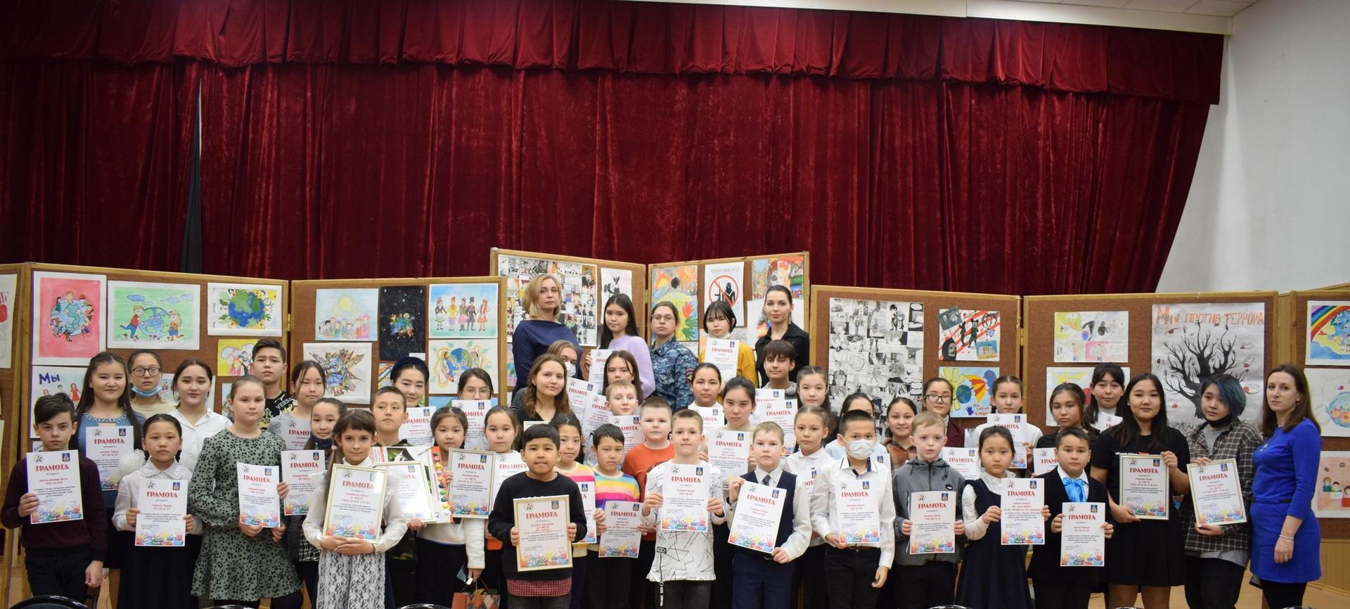 Подведены итоги городского творческого конкурса на антиэкстремистскую и антитеррористическую тематику среди детей и молодёжи