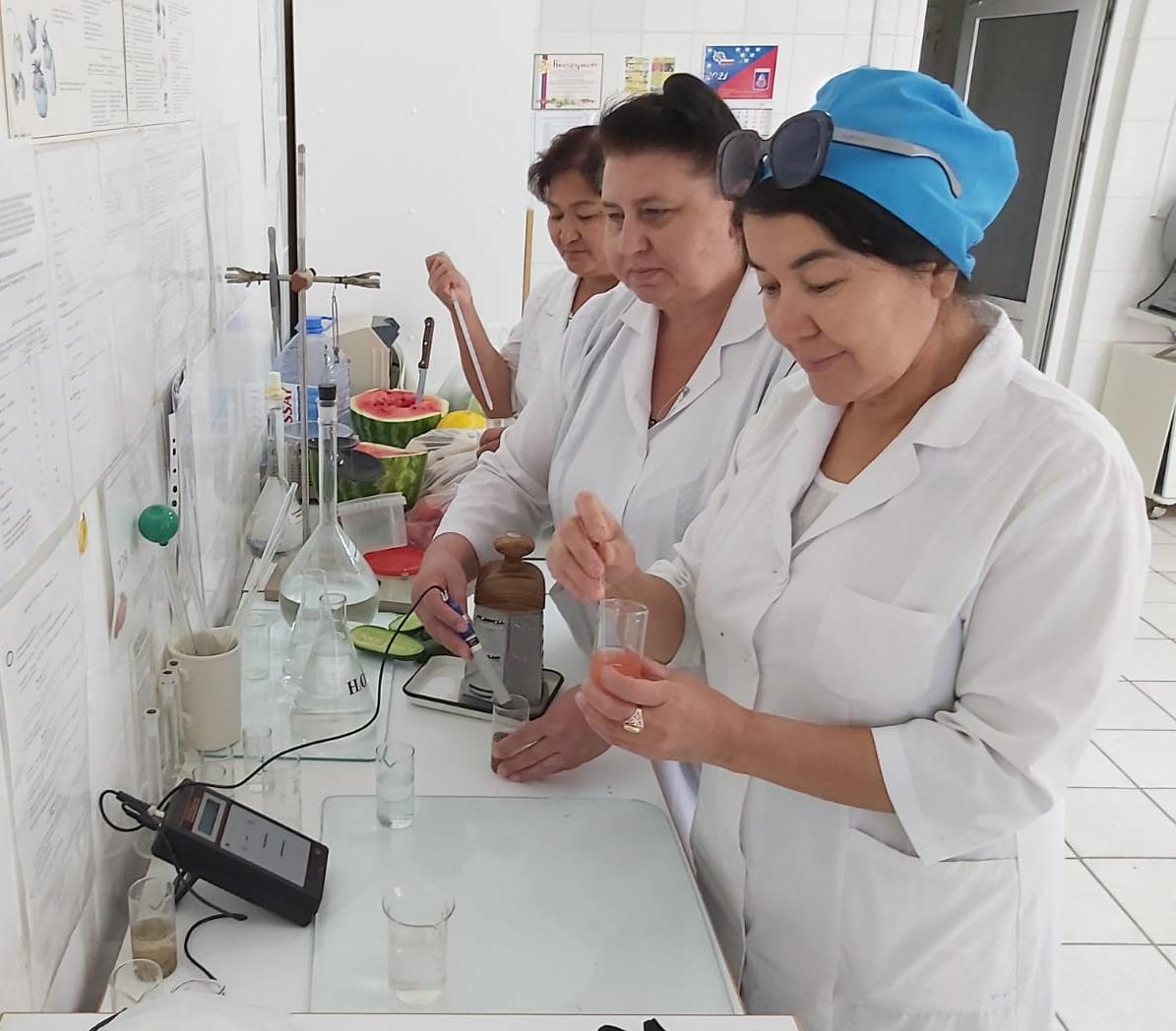Результат исследований ввозимой продукции растительного и животного происхождения на Центральном универсальном рынке и в торговых объектах города с 9 по 15 июля 2021 г.