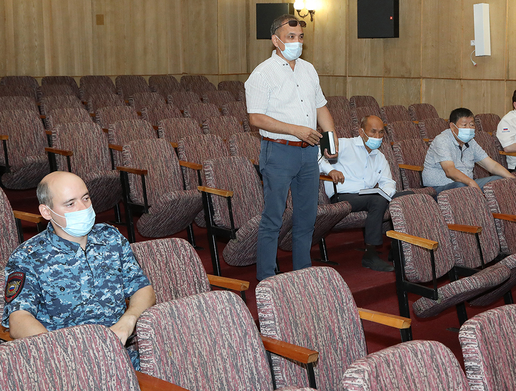Состоялось первое заседание рабочей группы по оказанию содействия избирательным комиссиям в подготовке проведения выборов депутатов Государственной Думы