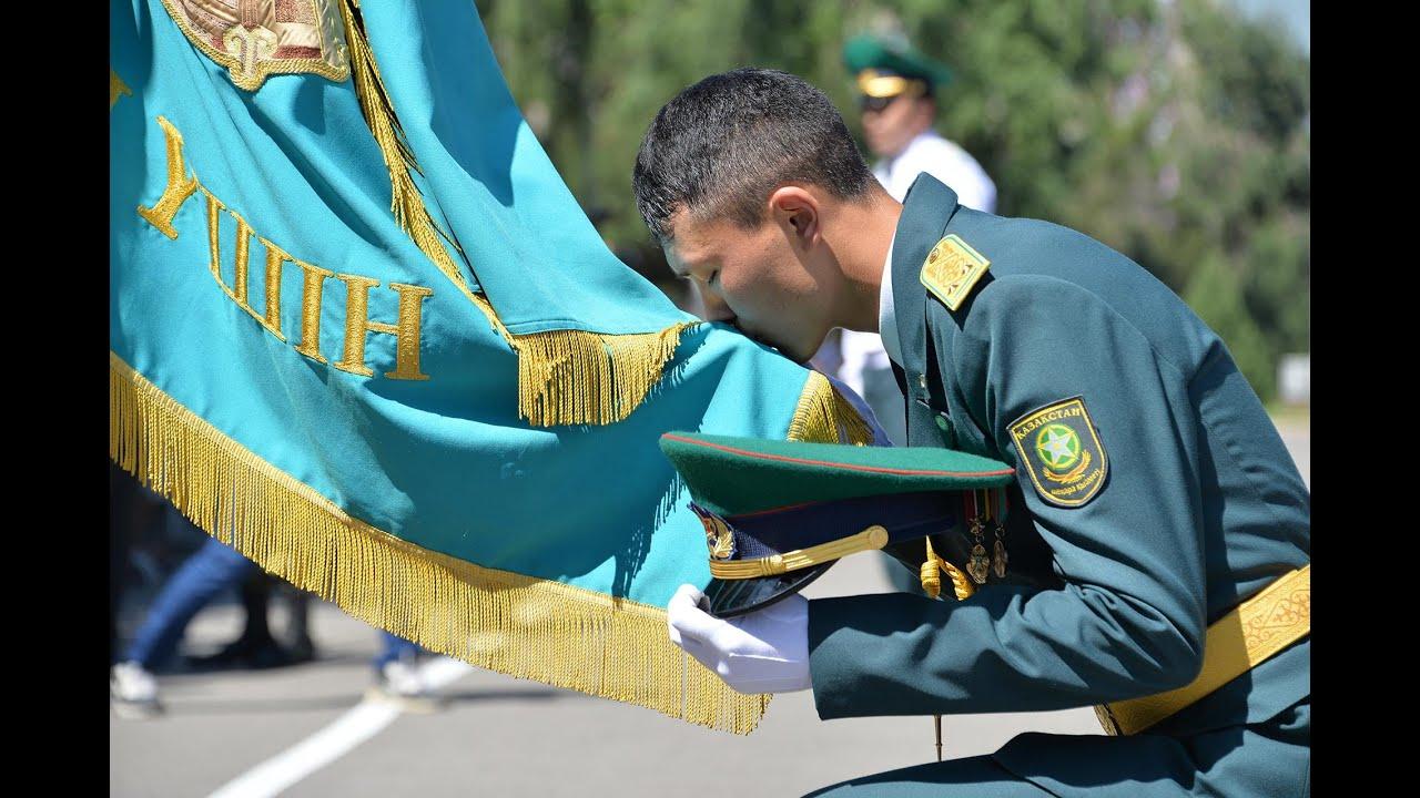 Поздравление главы администрации с Днем пограничника Республики Казахстан
