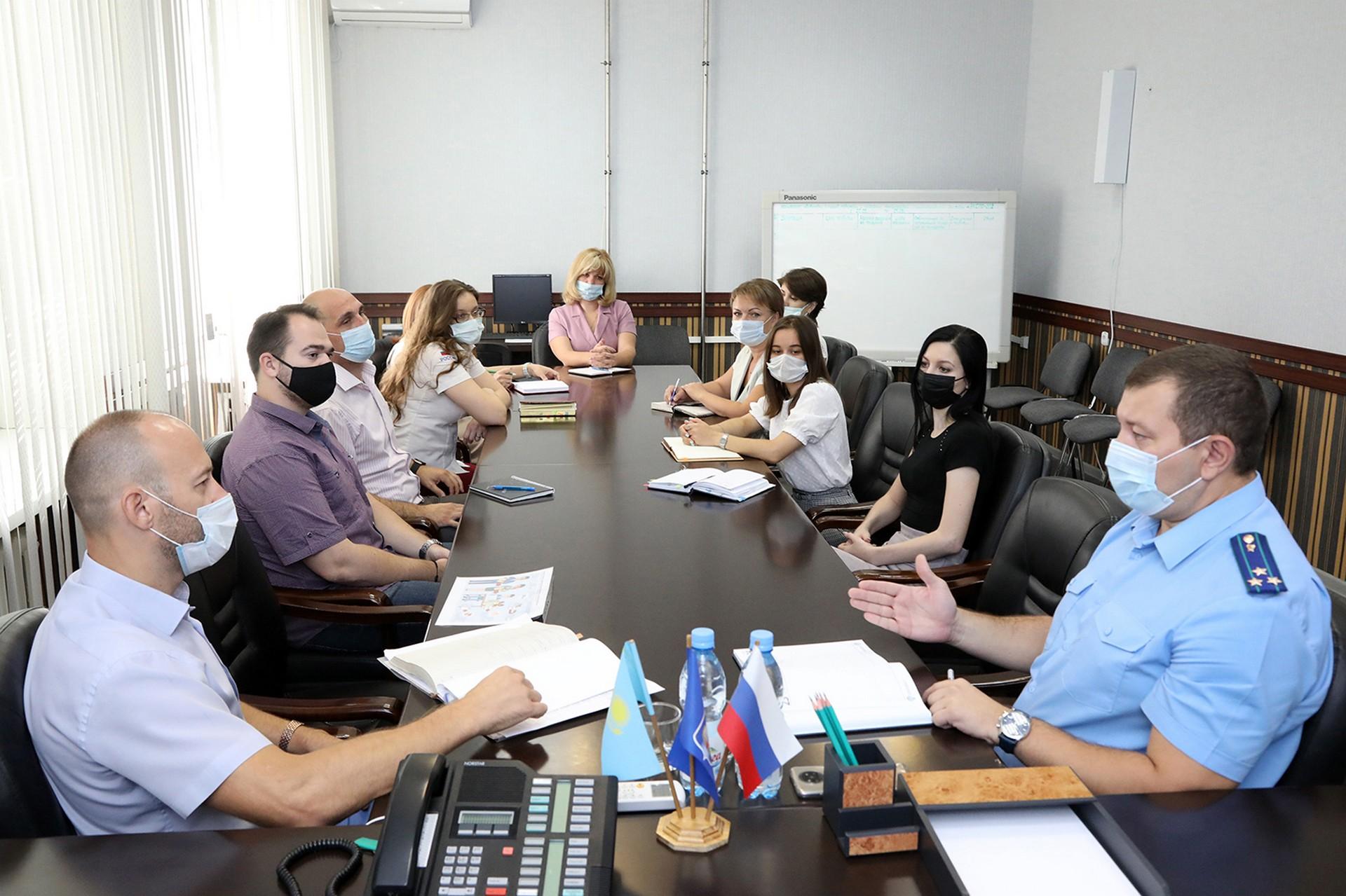 Администрация города Байконура продолжает разъяснительные мероприятия по предупреждению коррупции