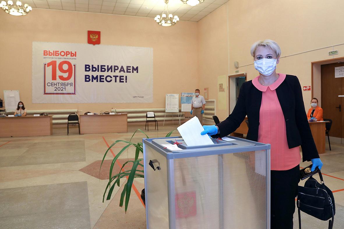 В городе Байконуре началось голосование по выборам депутатов Государственной Думы Федерального Собрания Российской Федерации восьмого созыва